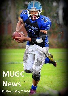 MUGC Newsletter Edition 1