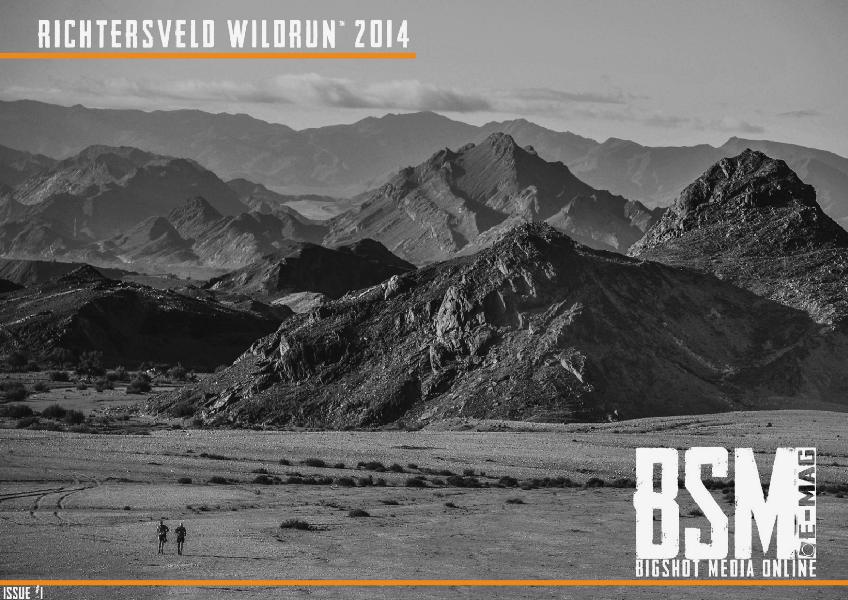 BSM e-Mag Richtersveld Wildrun™ 2014