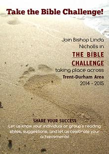 Take the 2014 - 2015 Bible Challenge