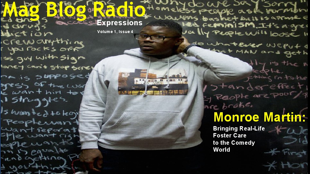 Mag Blog Radio Expressions Volume 1 Issue 4