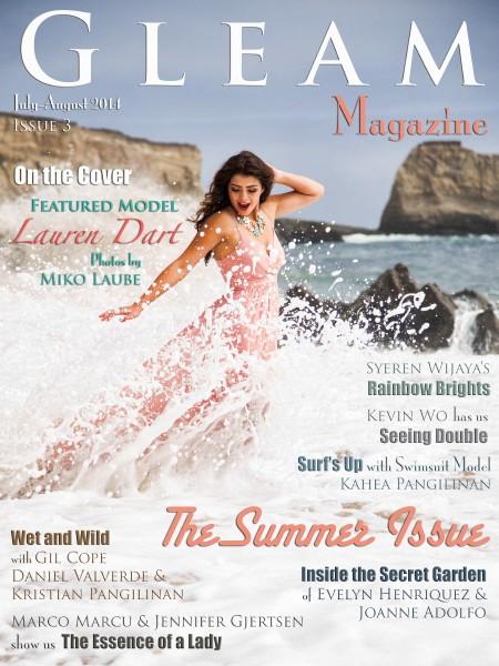 Gleam Magazine July-August 2014