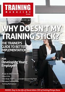 Training Magazine Europe