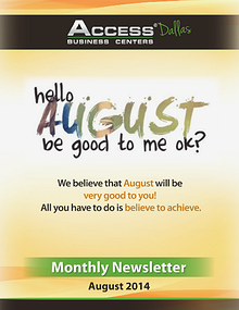 Access Business Centers Magazine August