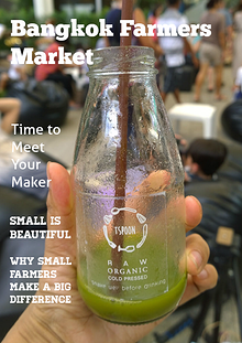 Bangkok Farmers Market Newsletter