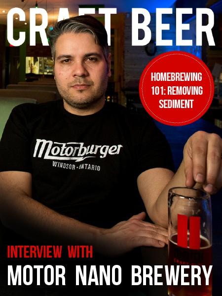 Craft Beer Magazine Issue 1