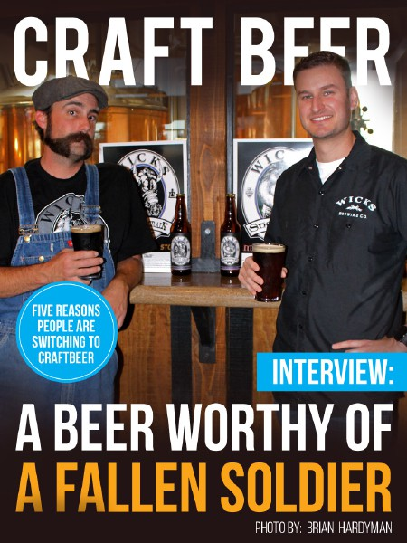 Craft Beer Magazine Issue 2