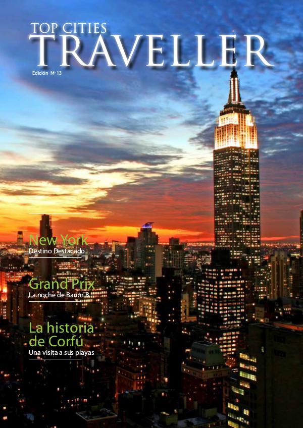 Top Cities Taveller # Mag 13 Top Cities Traveller # 13