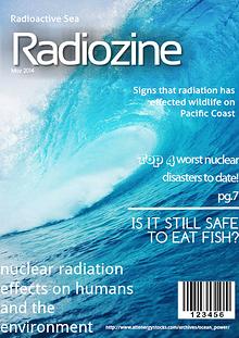 Radioactive Sea