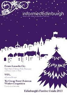 informedEdinburgh Festive Guide 2013