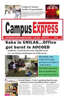 Campus Express Newspaper