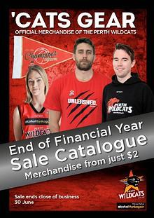 CatsGear - Perth Wildcats Merchandise