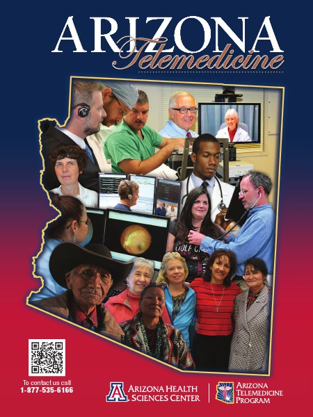Arizona Telemedicine May 2014