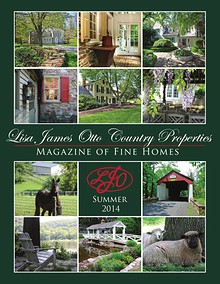 Lisa James Otto Country Properties Magazine of Fine Homes