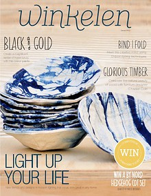 Winkelen homewares magazine issue 2