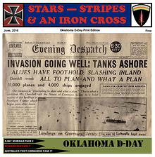 STARS, STRIPES and AN IRON CROSS 2016