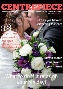 Centrepiece Wedding Magazine