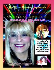His Heart Scribe Inspirations Devotional Magazine January 2014