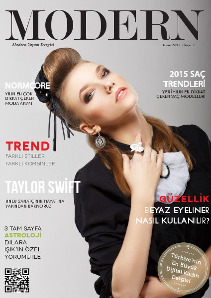 Modern Dergi Ocak 2015