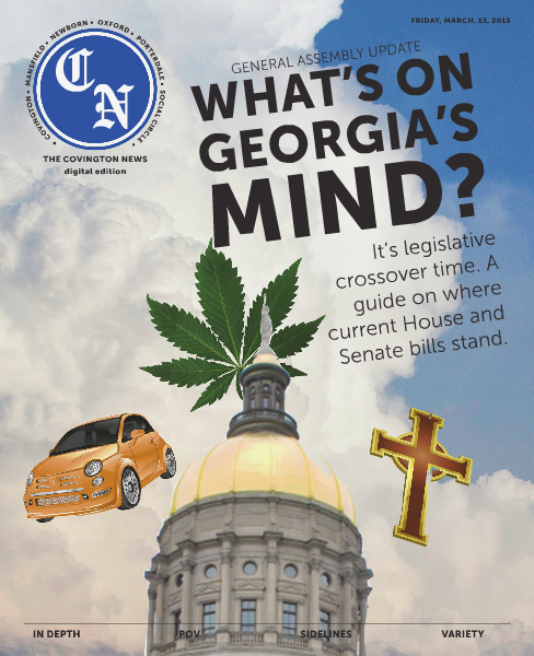 The Covington Digital News Digital Edition March 13, 2015