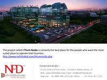 I Thum Noida (9899888159) a newly launched Commercial Office