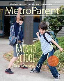 Metro Parent Magazine