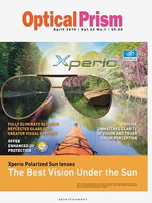 Optical Prism April 2014
