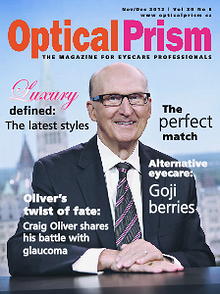 Optical Prism Magazine