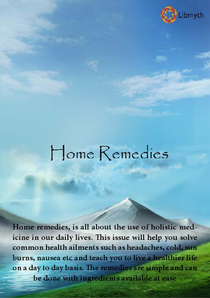 Home Remedies July, 2014