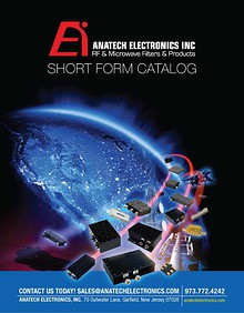 RF and Microwave Filters and Products Catalog