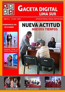 REVISTA DIGITAL LA GACETA