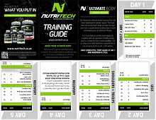 NutriTech Training Guide