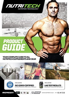 NutriTech Catalogue
