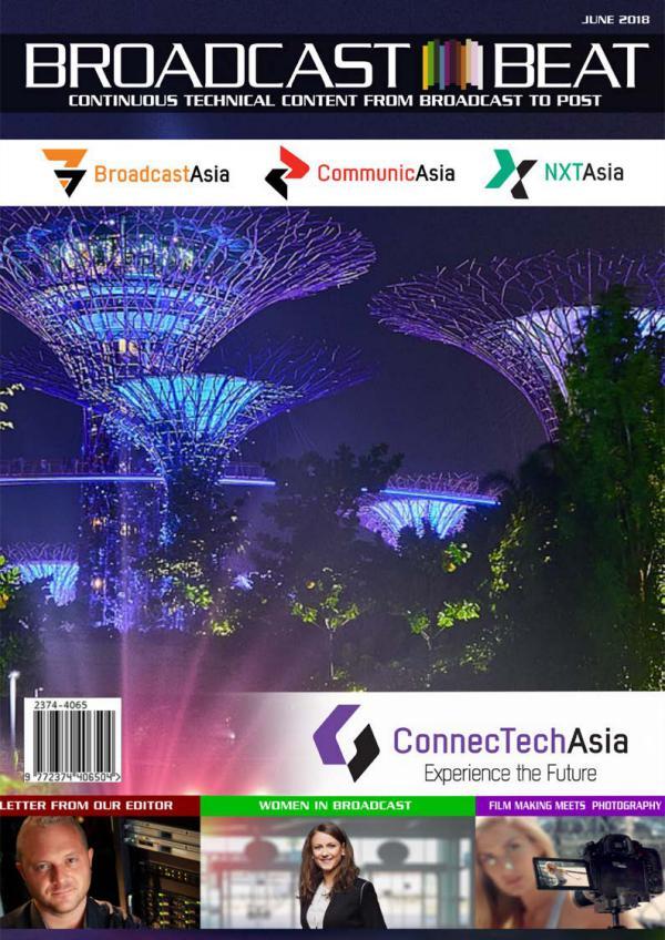 2018 BroadcastAsia Special Edition