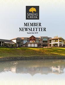 Spring Creek September Newsletter 19