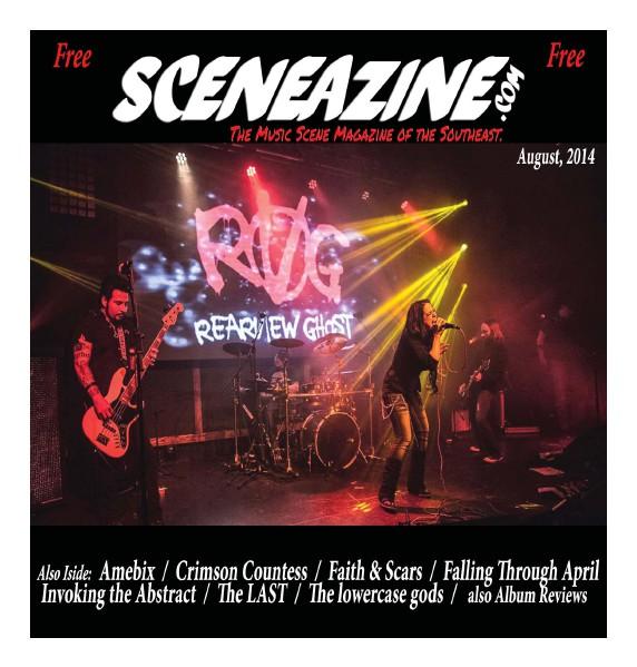 Sceneazine Aug 2014