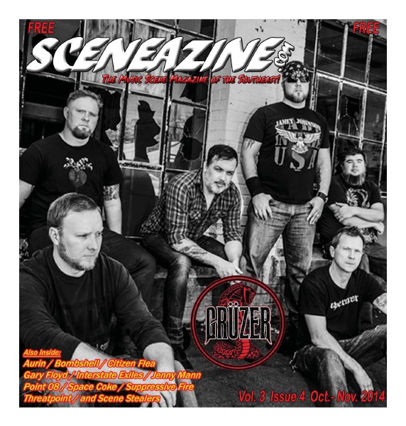 Sceneazine Oct.- Nov. 2014
