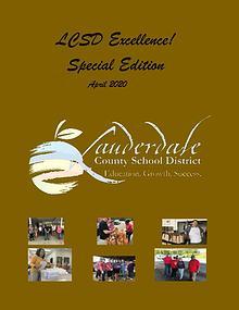 LCSD Excellence April 2020