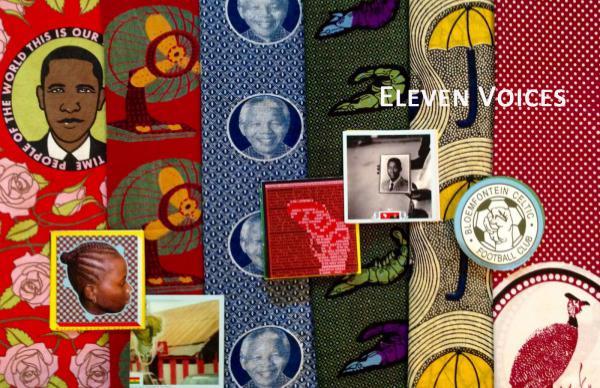 Eleven Voices Exhibit Catalogue