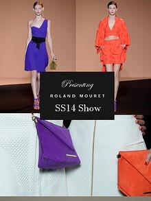 Roland Mouret SS15 Runway Show