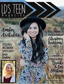 LDS Teen Magazine