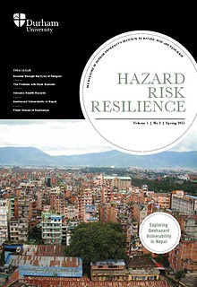 Hazard Risk Resilience Magazine