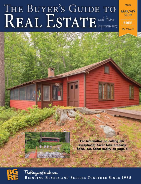 Maine Buyer's Guides Mar/Apr 2019