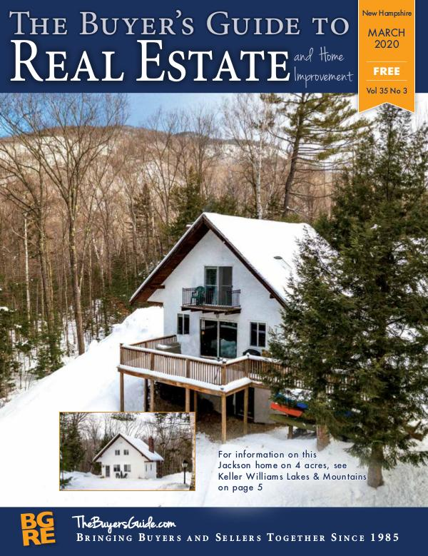 New Hampshire Buyer's Guide MARCH 2020