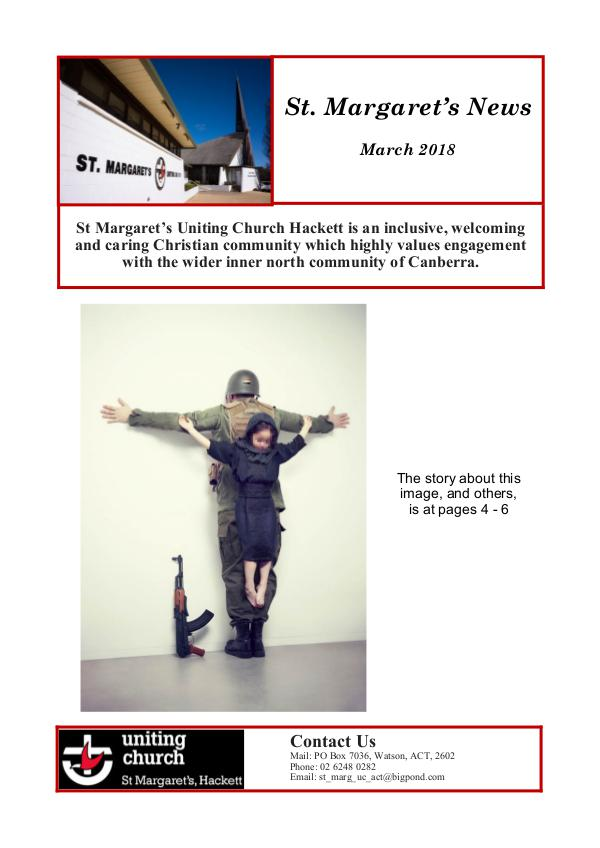 St Margaret's News March 2018
