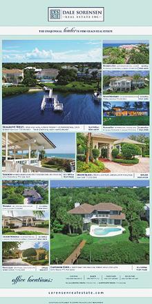 Vero Beach Real Estate Ad - 08/2014