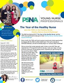 Young Nurse Professionals