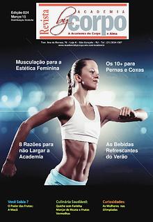 Revista By Corpo Academia - Março-2015