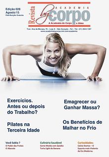 Revista By Corpo - Agosto-15
