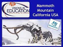 Mammoth Mountain Ski Resort, California USA
