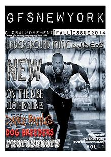 GFS [Fall] Issue 2014 Vol.1